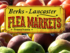 The Best Flea Markets in Berks and Lancaster Counties!
